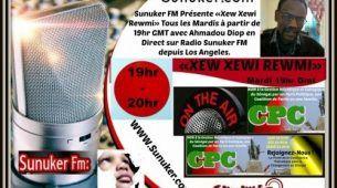 Emission &quot&#x3B;Xew Xewi Rewmi&quot&#x3B; du mardi 4 Avril 2017 avec Ahmadou Diop: La République Ethnique D'apartheid des Juges et des Procureurs –politicards- Mercenaires.