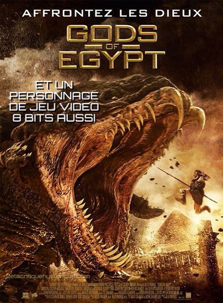 GODS OF EGYPT d'Alex Proyas [critique]