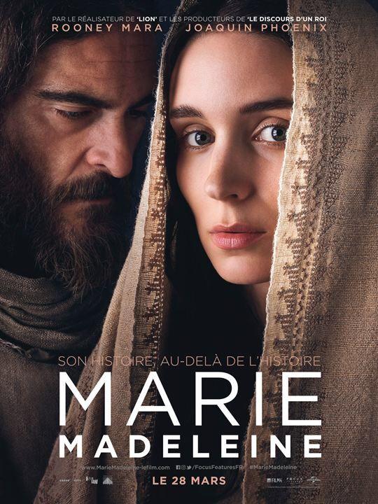 MARIE MADELEINE de Garth Davis [resumé] & [critique] absolument pas blasphématoires