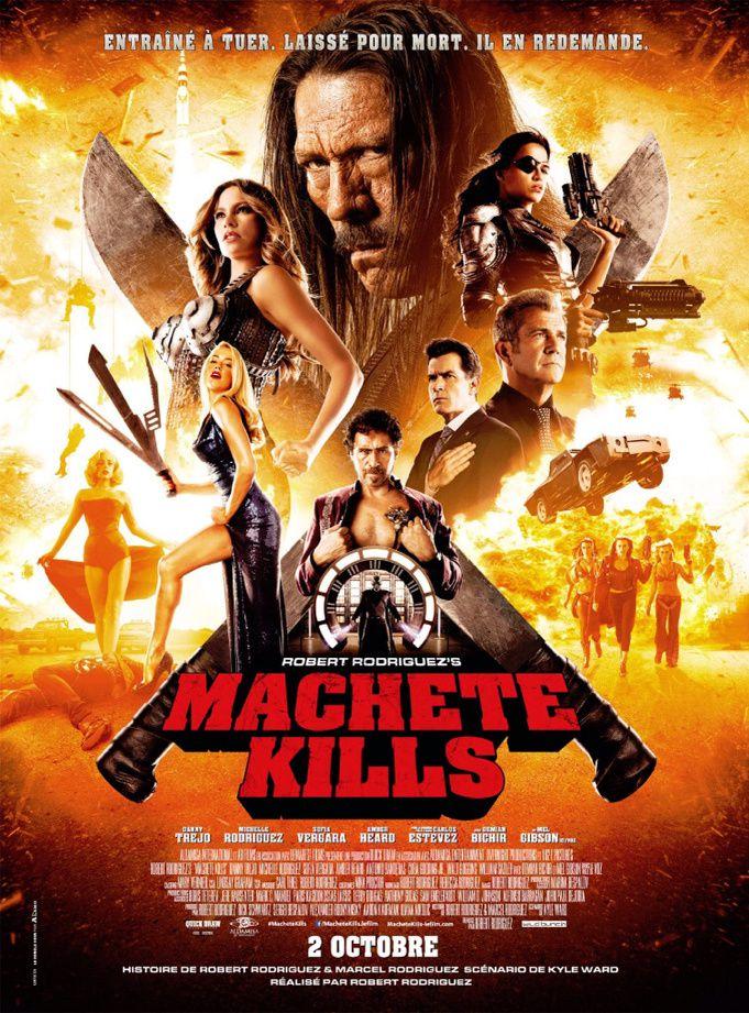 Machete Kills de Robert Rodriguez