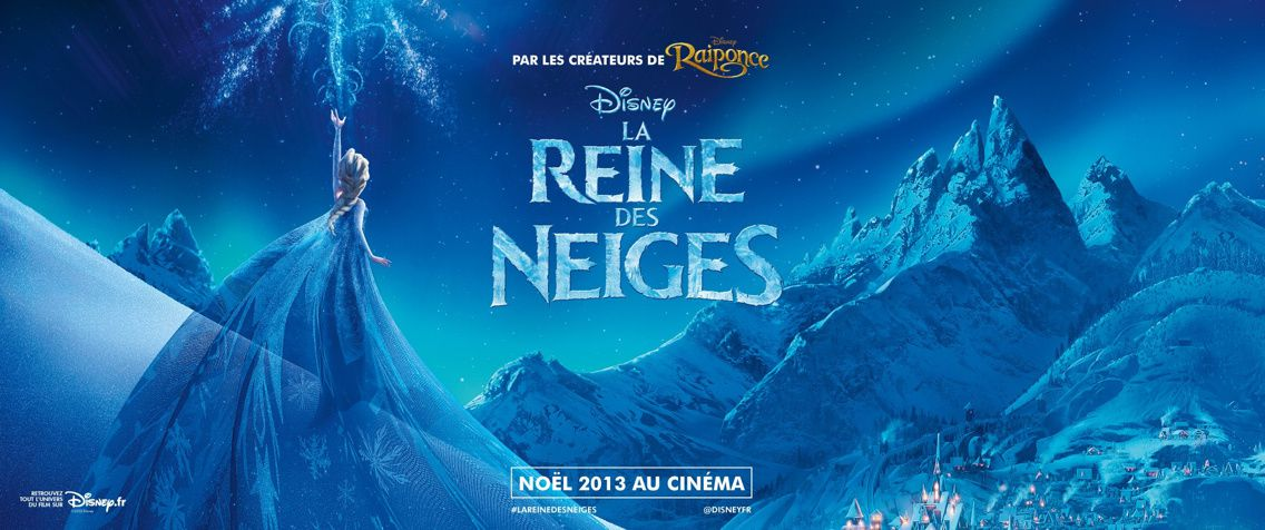 LA REINE DES NEIGES de Chris Buck et Jennifer Lee (via DISNEY-PIXAR), le nouveau RAIPONCE [critique]