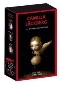 Les tribulations d'Erica Falck et Patrik Hedström dans les romans de Camilla Läckberg.