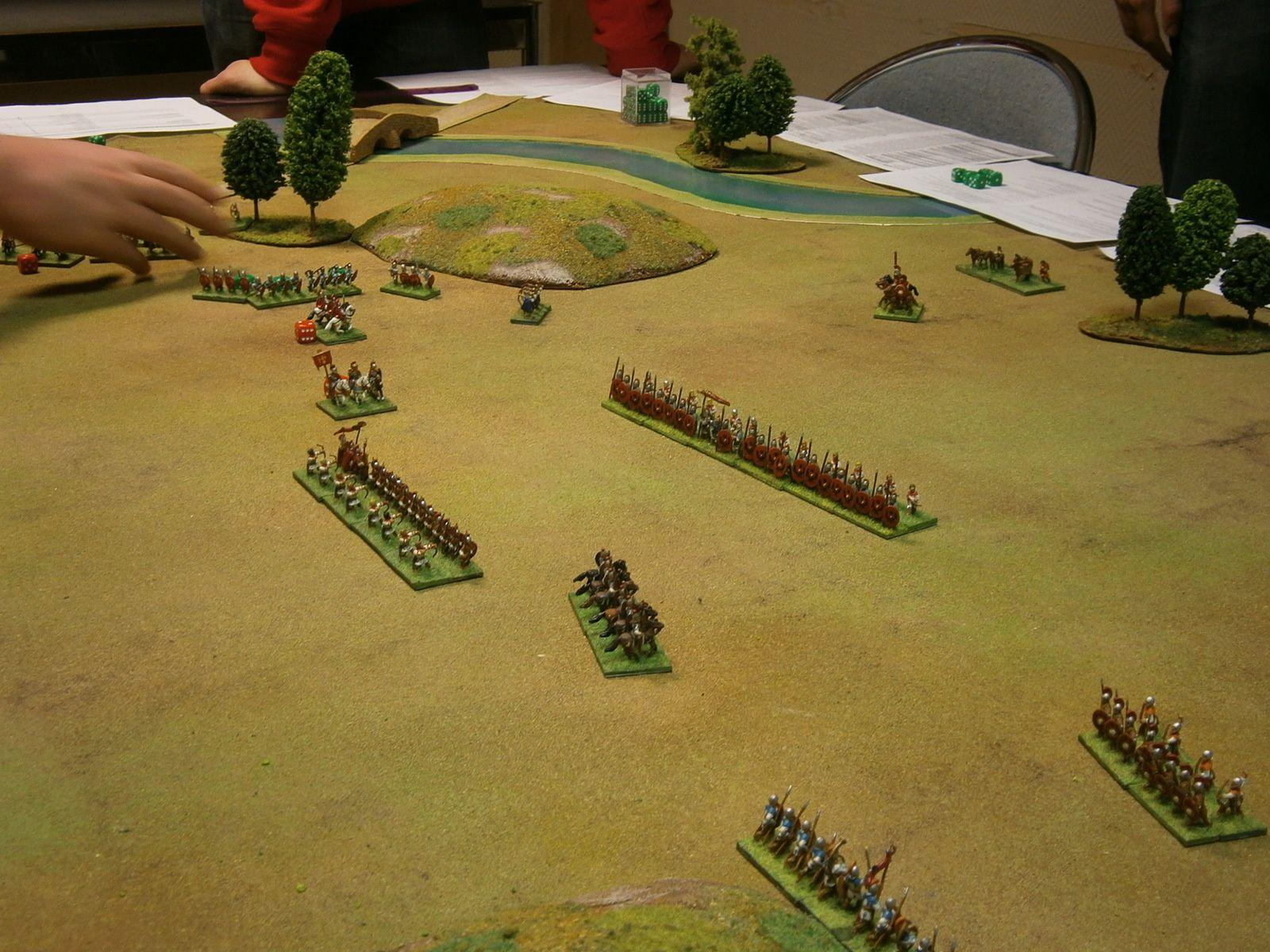 Lutèce 383 - un Empire en jeu