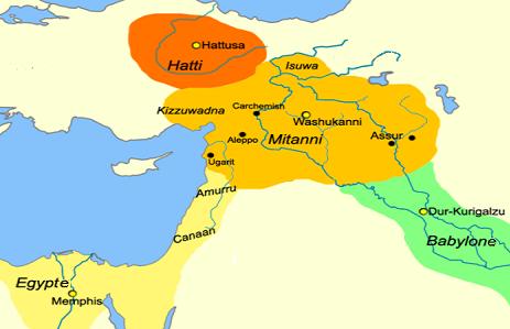 Les murs de Washshukanni