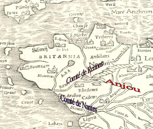 Conquereuil, ce 27 juin 992