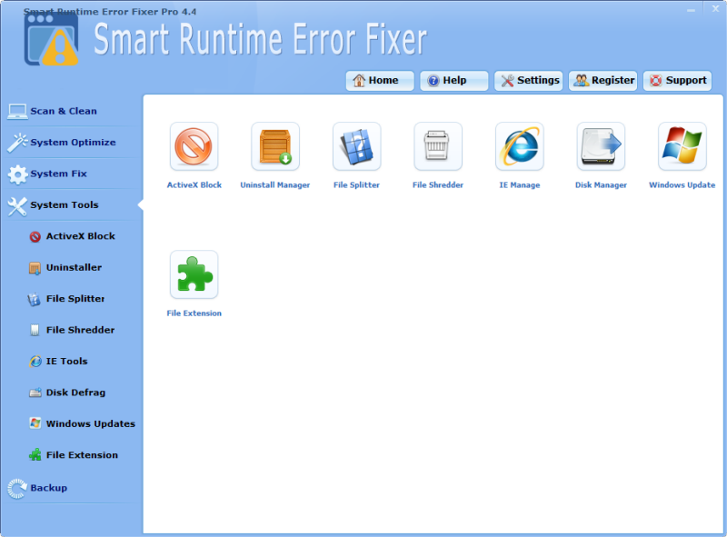 How to Fix Runtime Error in Windows