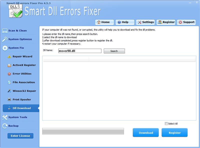 How to Repair Windows Dll Errors