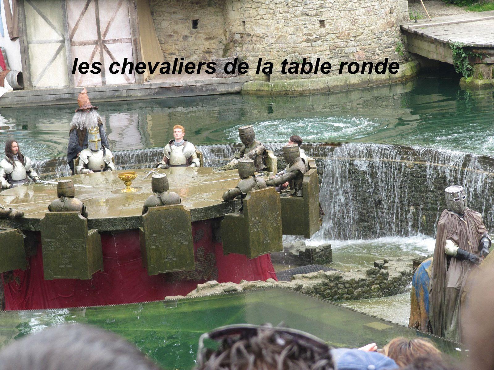Week end au Puy du Fou MAI 2014