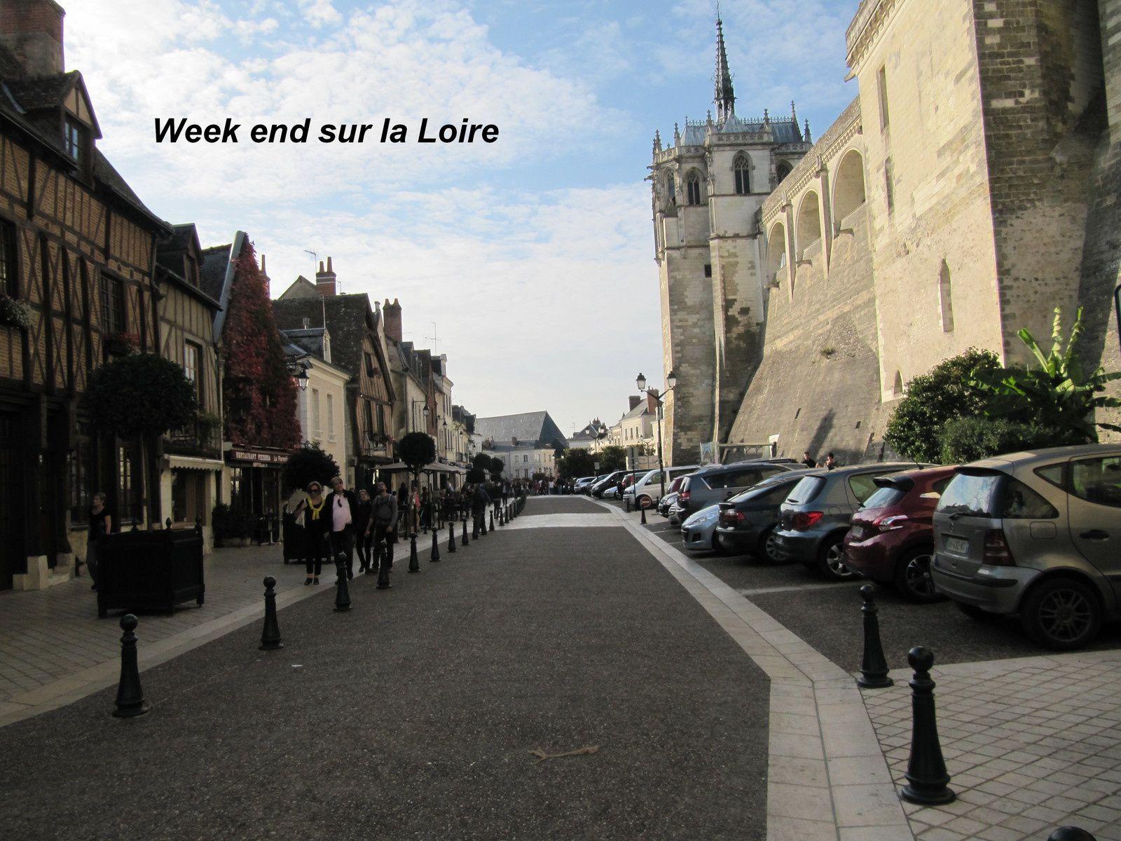Petit week end sur la Loire