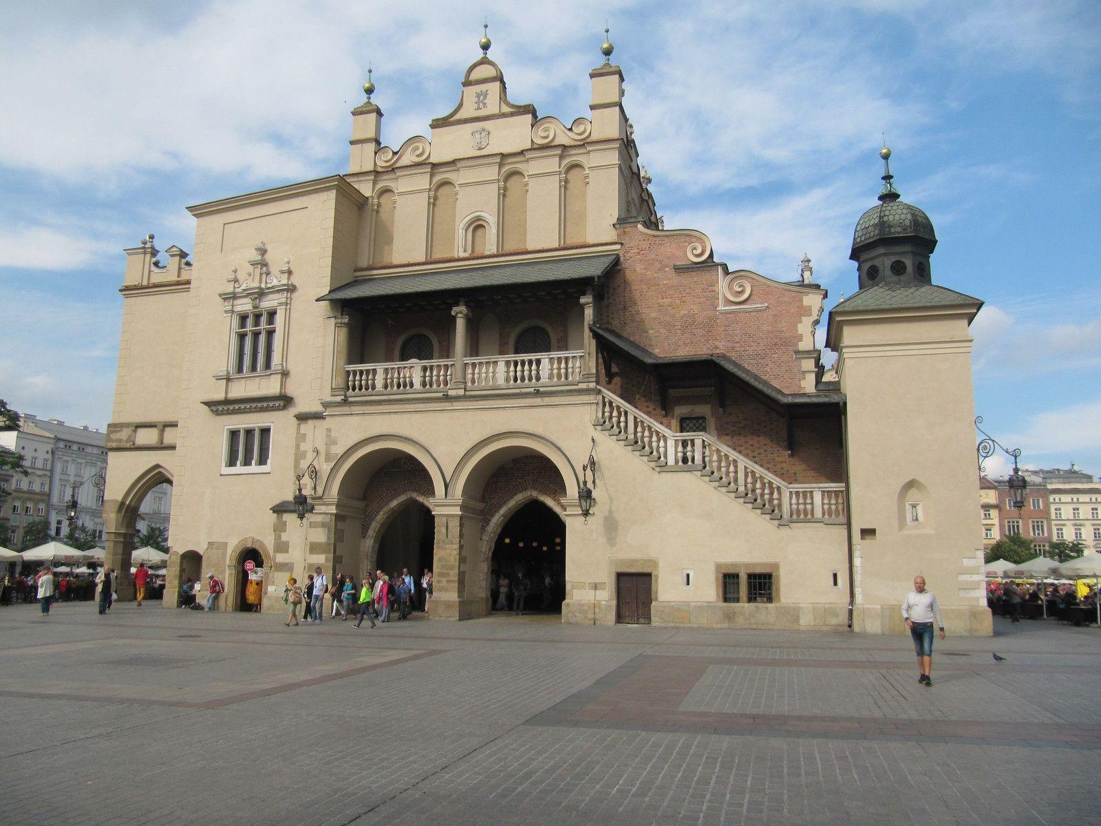 Cracovie et ses alentours