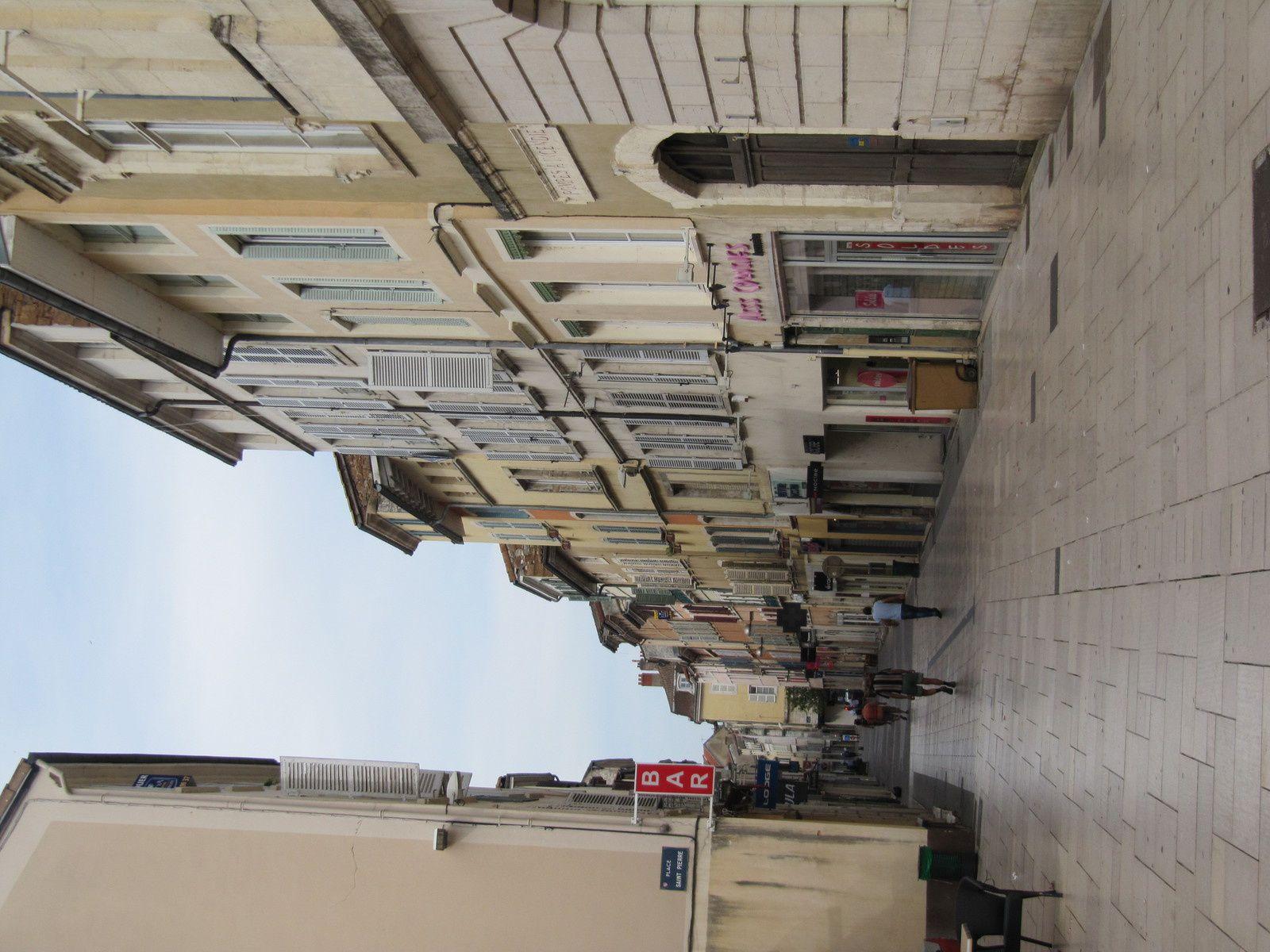 Les rues de Macon