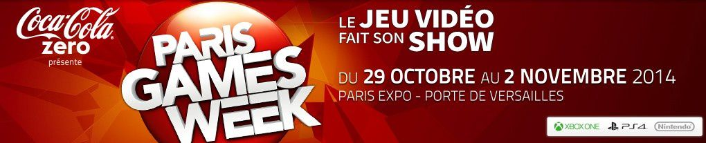 Album - Paris-Games-Week