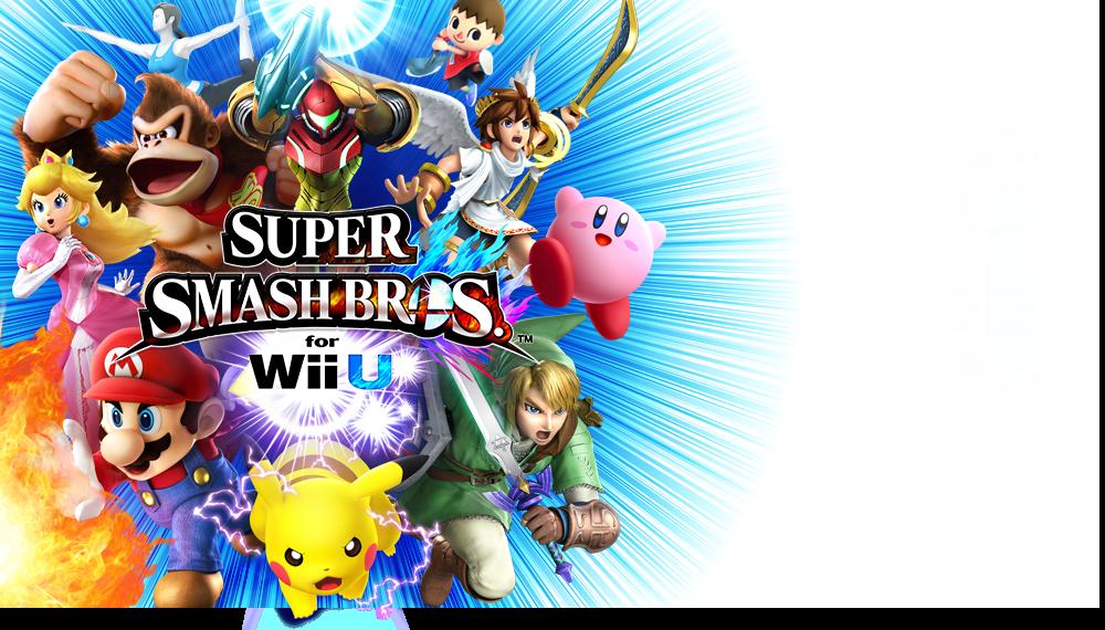 TENTEZ DE GAGNER SUPER SMASH BROS SUR Wii U AVEC LE CONCOURS MARIO KART 8