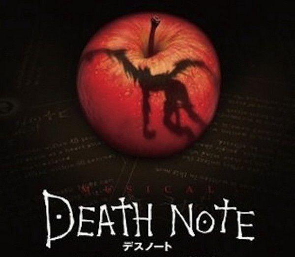 Death Note, la comédie musicale