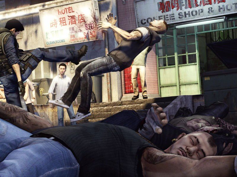 SLEEPING DOGS DEFINITION EDITION IMAGÉ