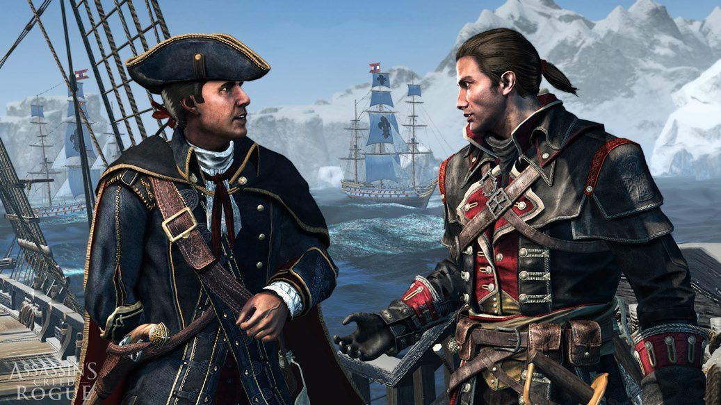 Assassin's Creed Rogue : 3 nouvelles images