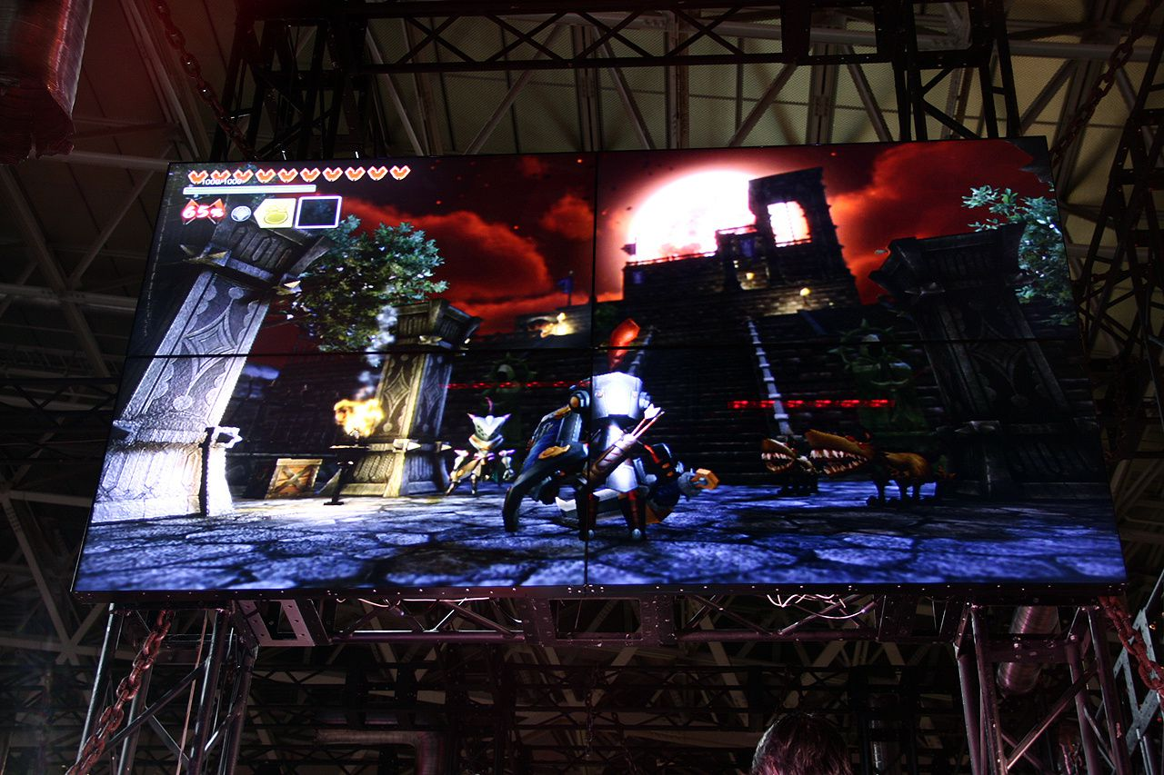 Arc System Works : A-RPG sur PS4 TGS 2014
