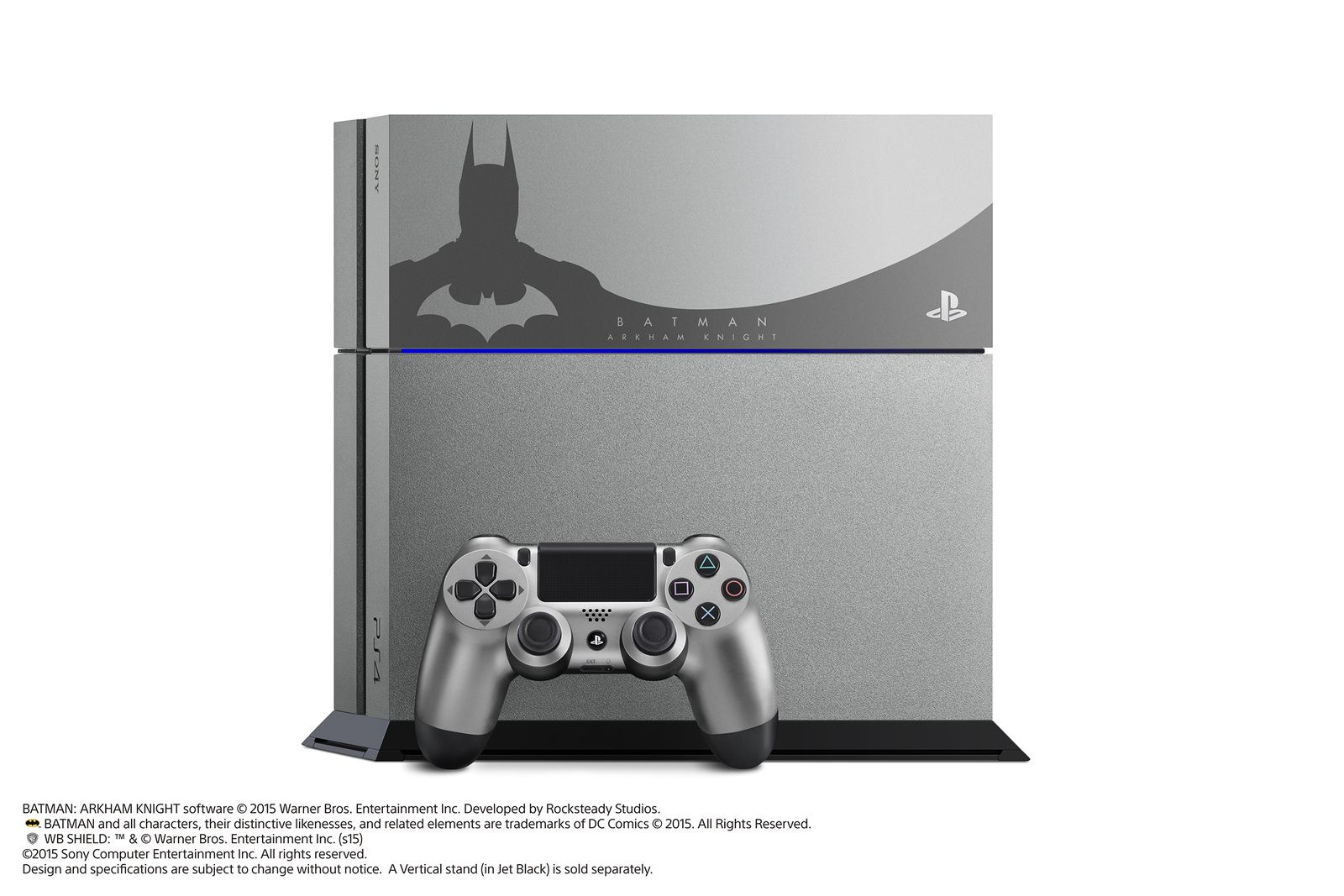 Bundle PS4 Batman : Arkham Knight  annoncé !