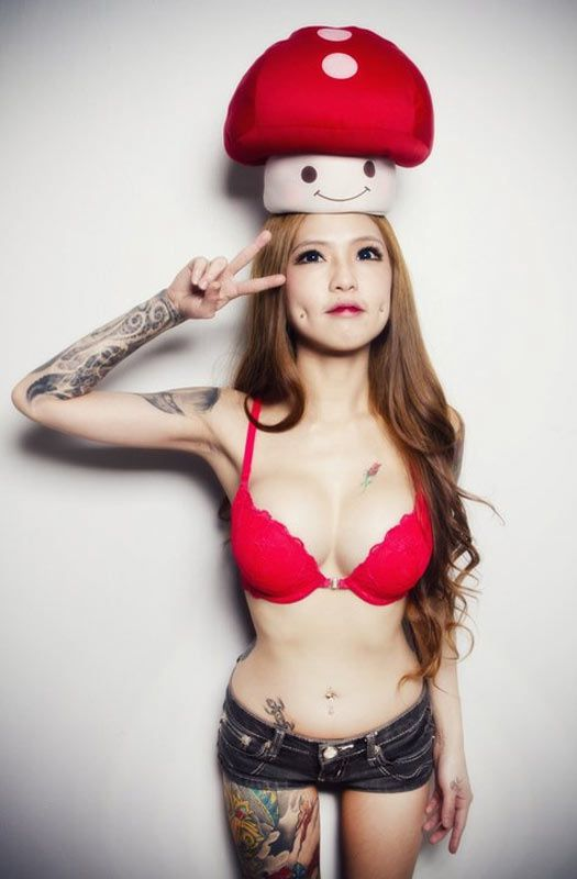 Gameuse/cosplay 18 + partie 4