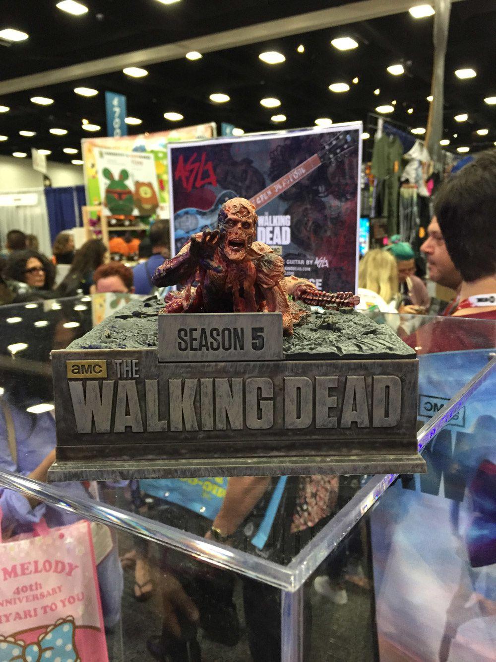 Collector pour The Walking Dead Saison 5