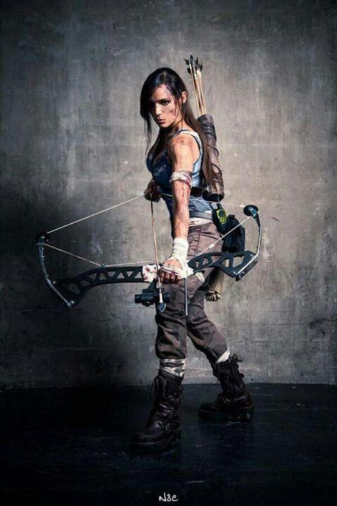 Cosplay Thème : Tomb Raider
