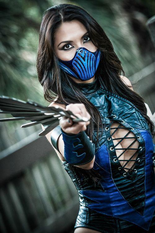 Cosplay : Thème Mortal Kombat
