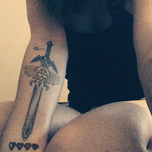 tatouage de geek : partie 5