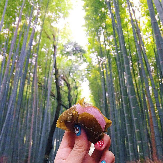 Superbe voyage culinaire au japon en photos
