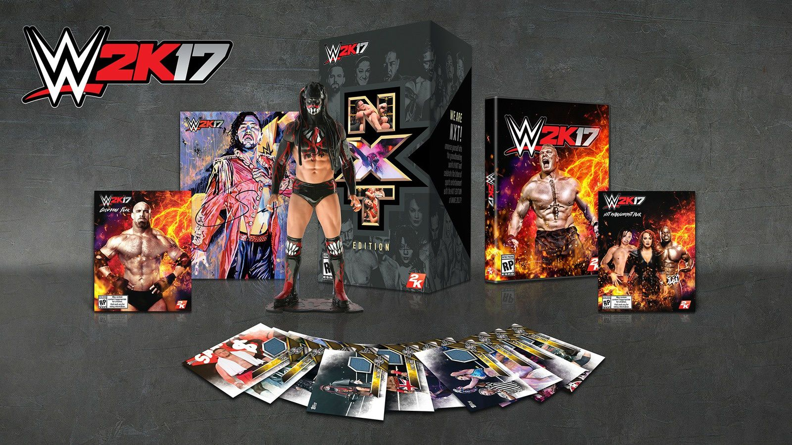 WWE 2K17 : EDITION COLLECTOR