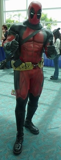 Selection Théme Cosplay : Deadpool