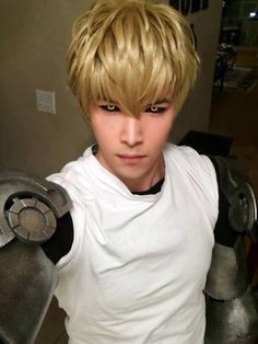 Cosplay Thème : One Punch Man