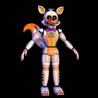Funtime LolBit - Event Animatronic