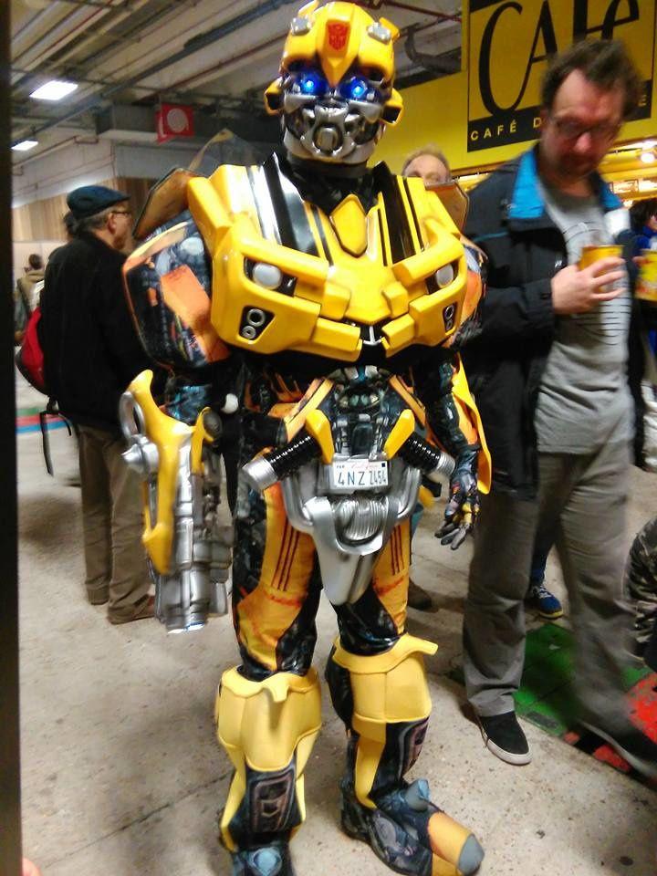 Tapion (DBZ), Noctis et Luna (FFXV), Kirito et Asuna (sword art Online), Sinon (Sword art Online), Aerith (FF7), Bumblebee (Transformers)