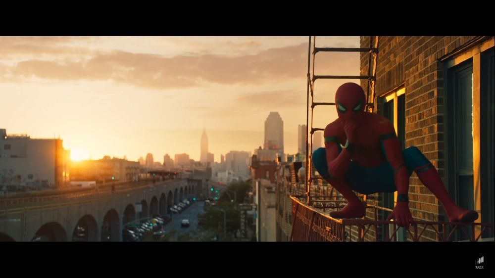 MCU - Spider-man : Homecoming Un nouveau trailer explosif