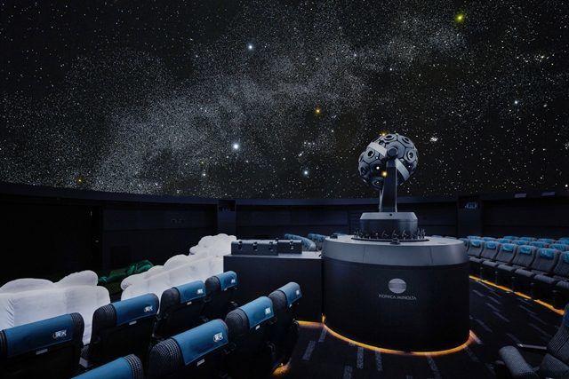 Un spectacle inédit en 360° au planétarium pour Shingeki no Kyojin (L'Attaque des Titans)