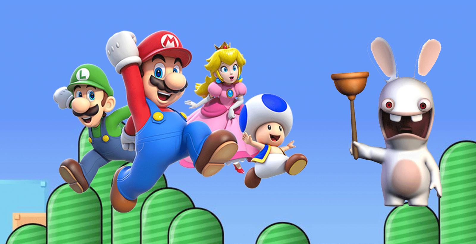 E3 2017 : Conférence UBISOFT Mario et les Lapins crétins