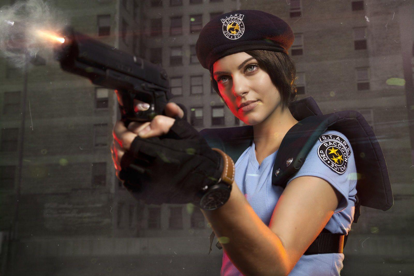 Cosplay Thème : Resident Evil