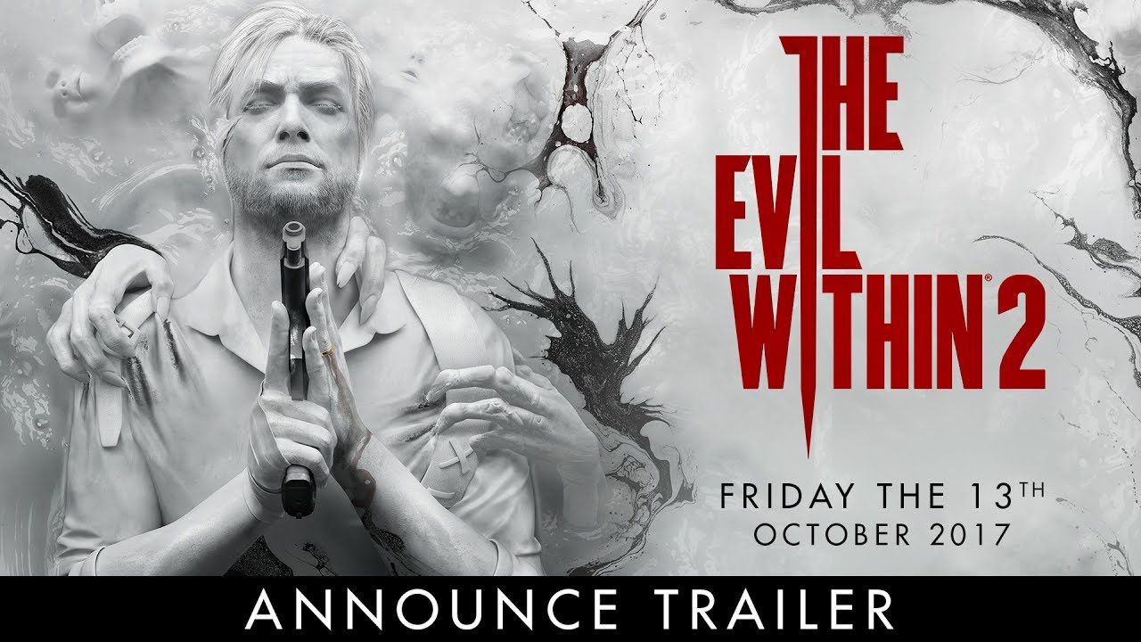 The evil within 2 : Trailer Gameplay &quot&#x3B;Survie&quot&#x3B;