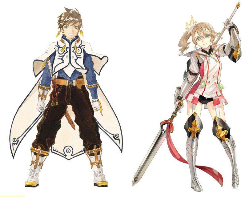 Tales of Zestiria + infos sur les personnages