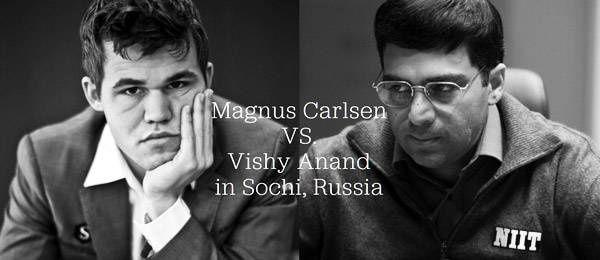 Carlsen reste champion du monde!