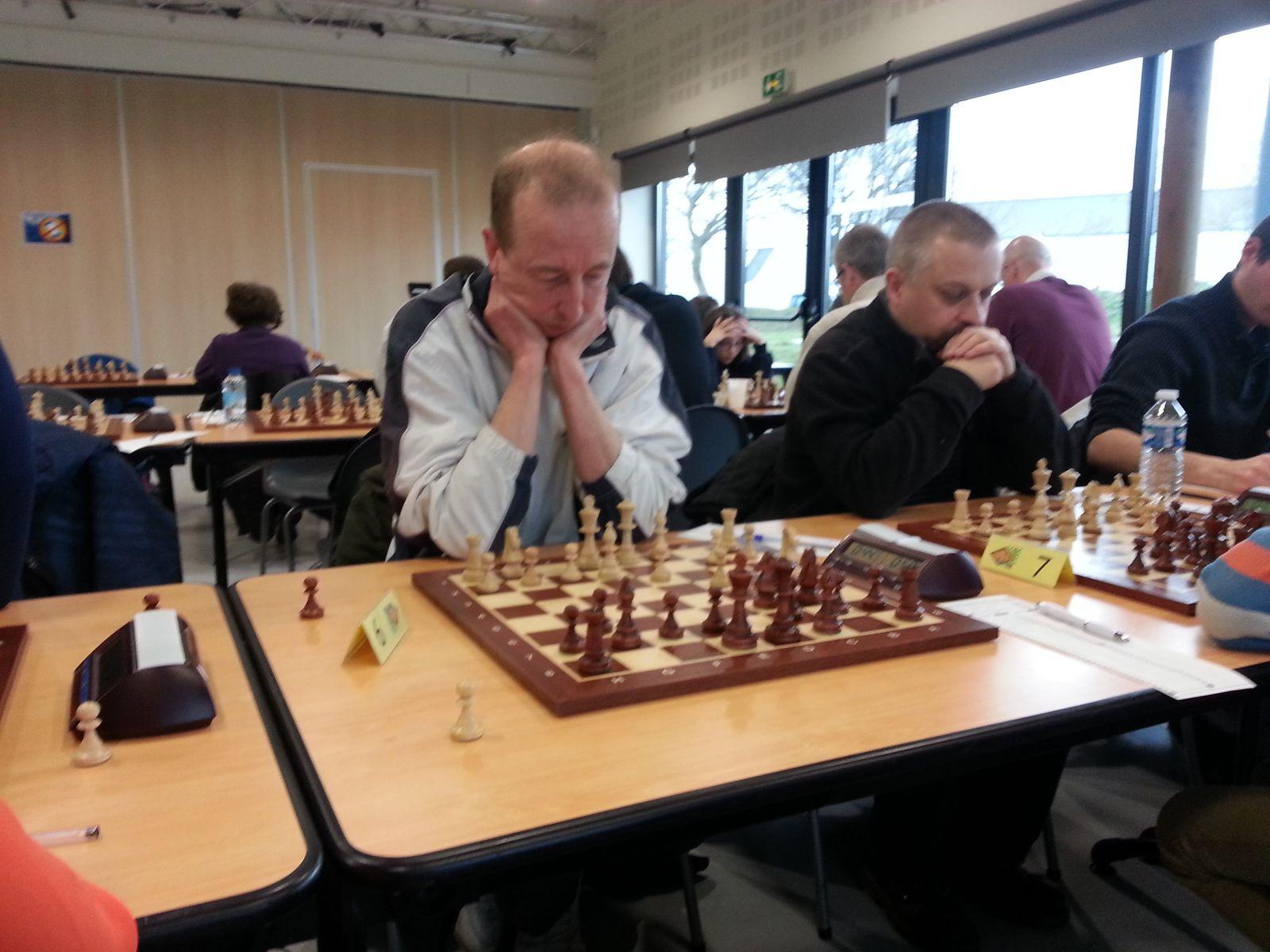 Championnat de la Manche 27-28 février à Equeurdreville