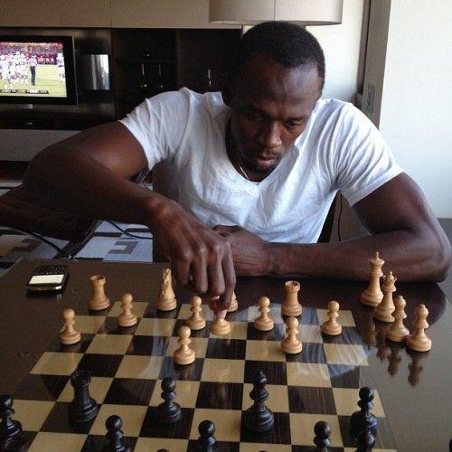 La photo du dimanche-Usain Bolt