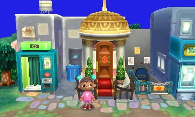 Comment avoir le salon de detente dans animal crossing - Animal crossing new leaf salon de detente ...