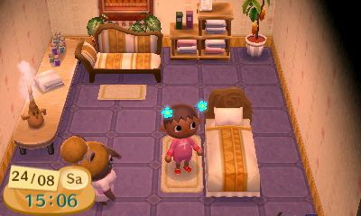 S r na le salon de d tente animal crossing new leaf - Animal crossing new leaf salon de detente ...