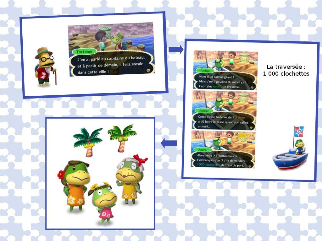 comment avoir l ile tropical dans animal crossing new leaf