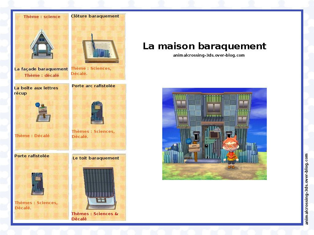 Interieur maison animal crossing new leaf for Agrandissement maison animal crossing wii