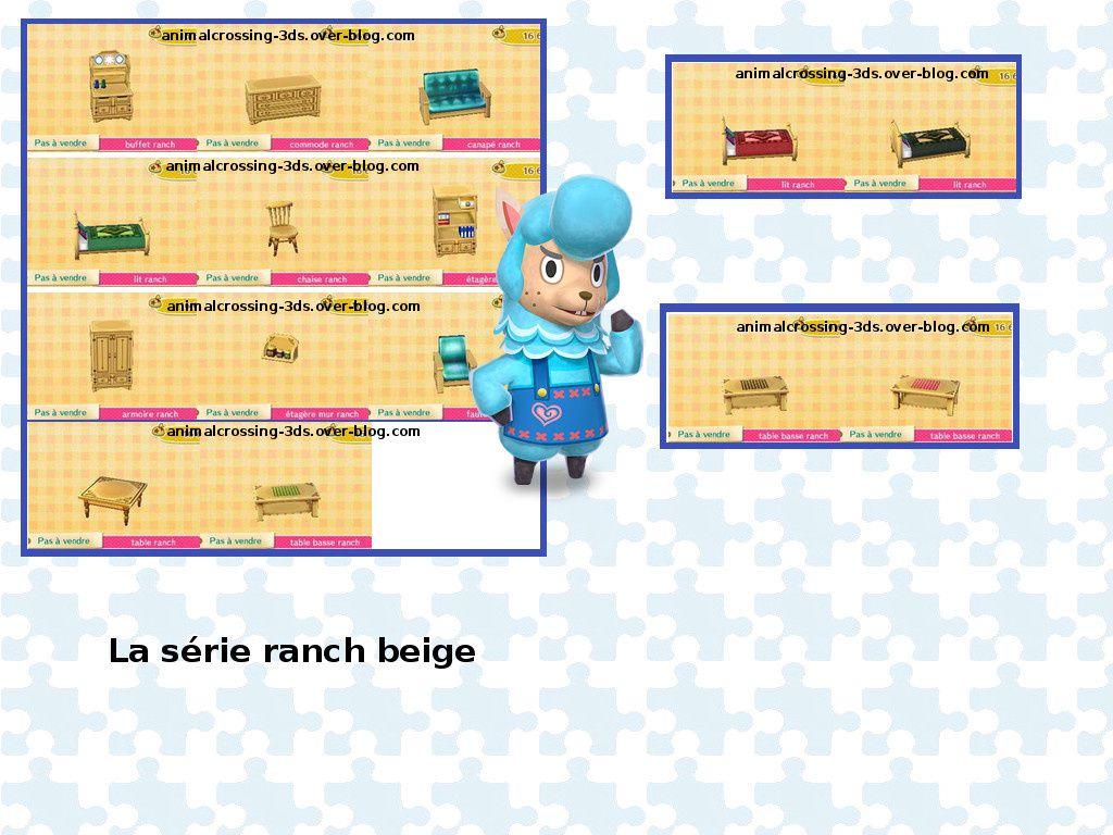 Série ranch :