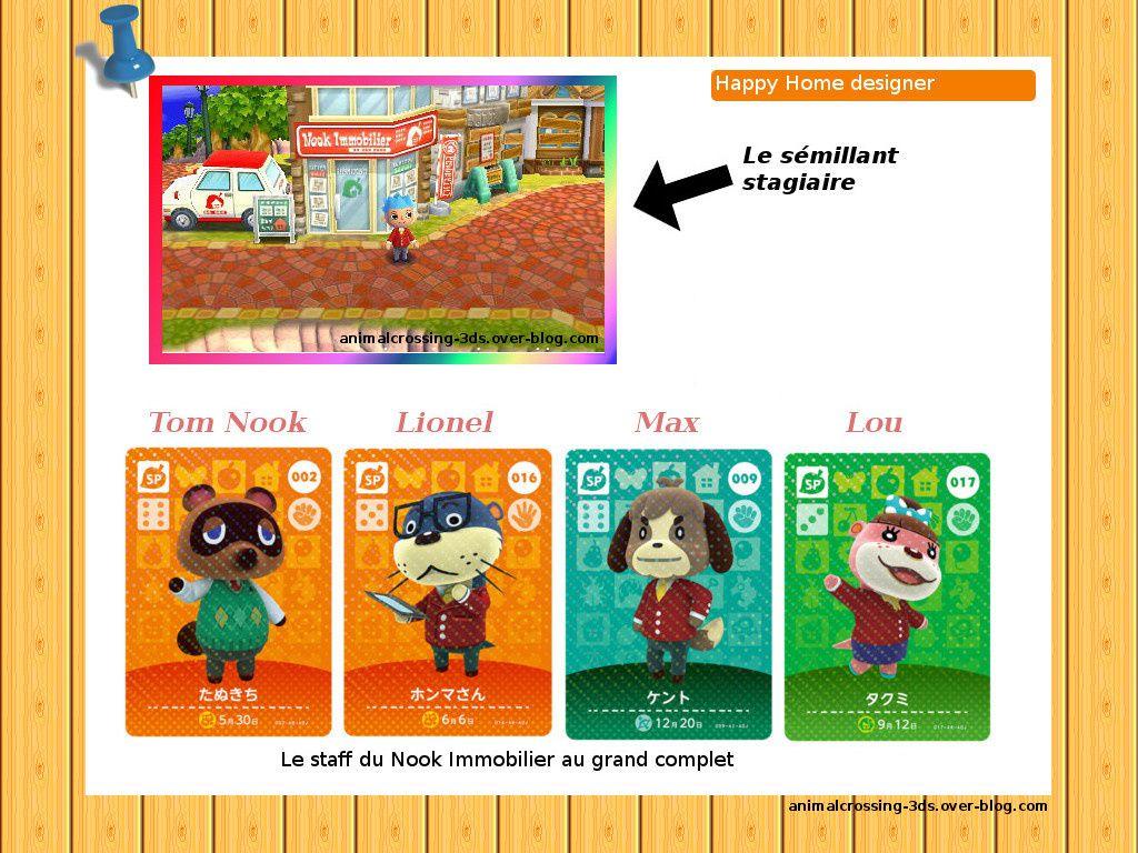 Happy Home Designer D But De L 39 Aventure Animal Crossing New Leaf