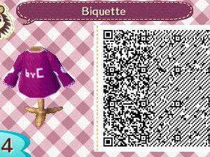 Biquette