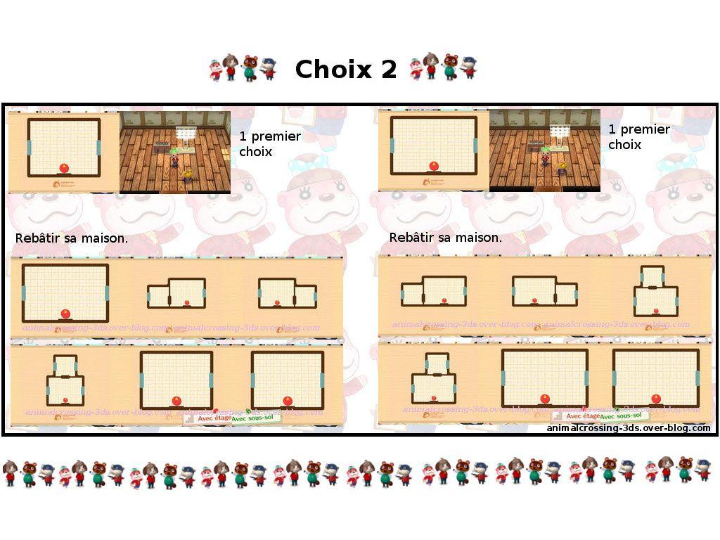 Les plans de sols HHd :(en cours de réalisation)